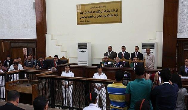 Mısırlı akademisyen İskenderani'ye 10 yıl hapis cezası