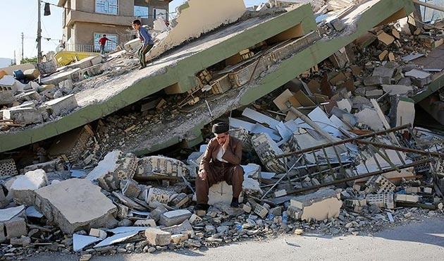 Irak-İran sınırındaki depremde ölü sayısı 600'ü aştı