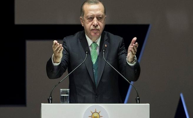 Erdoğan İsrail'e Ğargad ağacını hatırlattı