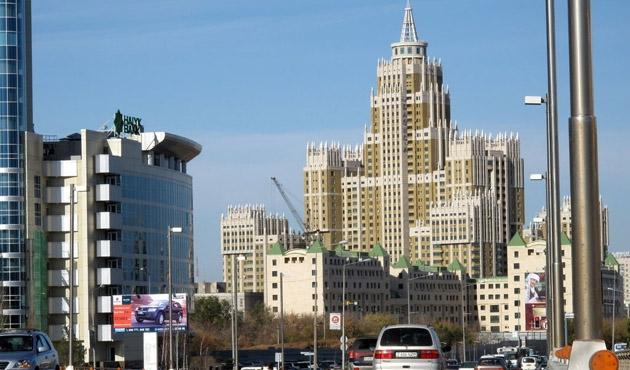Kazakistan'da yüzde 4 büyüme beklentisi
