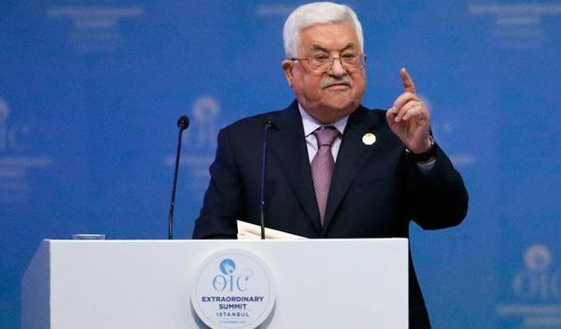 Abbas: ABD'nin barış sürecinde yer almasına asla izin vermeyeceğiz