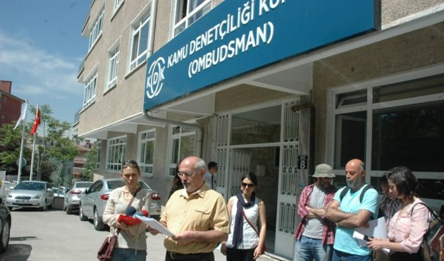 KDK'ya 'süresiz yoksulluk nafakası' başvurusu