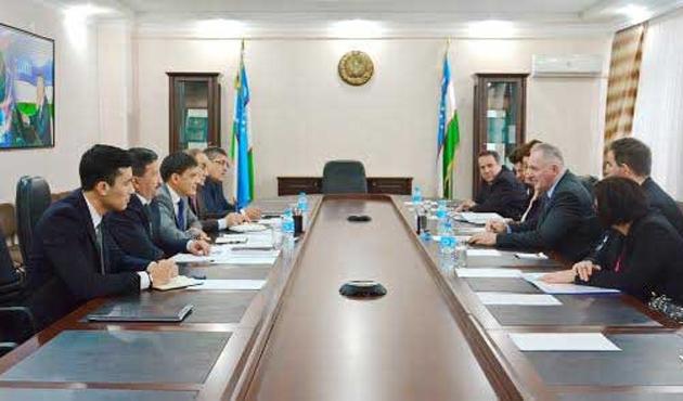 Macaristan ve Özbekistan arasında ekonomik işbirliği planları