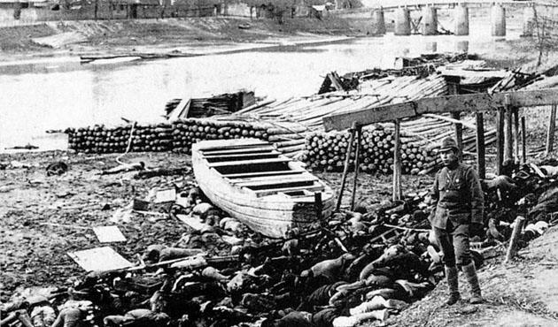 Çin'de Nancing Katliamı'nın 80'inci yılı anılıyor