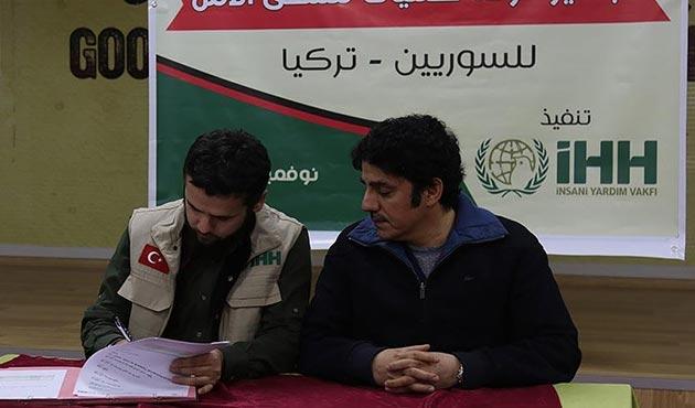 Kuveyt'ten Suriyelilere sağlık desteği
