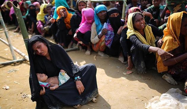 'Arakan'da bir ayda 6 bin 700 Müslüman öldürüldü'