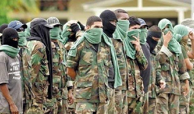 Kolombiya'da Clan del Golfo'dan tek taraflı ateşkes ilanı