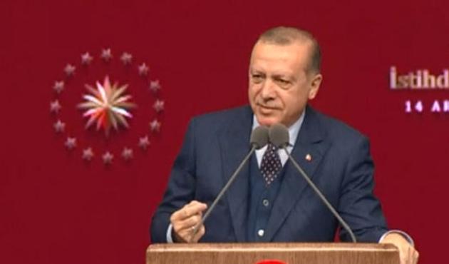 Erdoğan'dan yeşil pasaportlu gençlere müjde