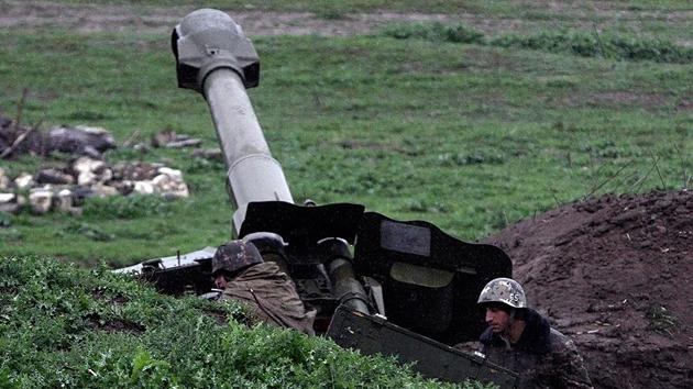 Ermenistan cephe hattındaki çatışmada 1 Azerbaycan askeri şehit