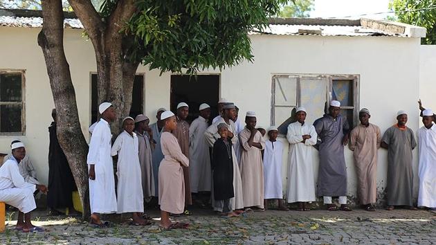 Mozambikli Müslümanlar terör bahanesiyle kapatılan camilerini geri istiyor
