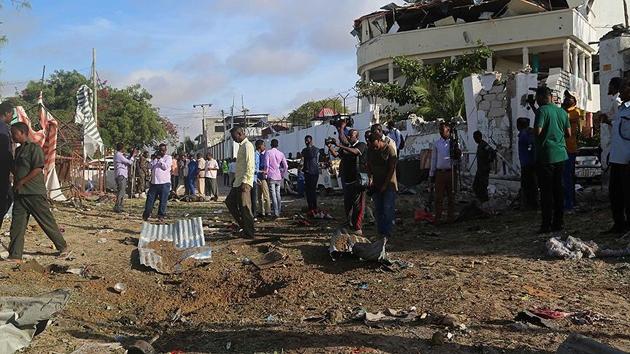 Somali'de polis akademisine yönelik intihar saldırısı: En az 10 ölü