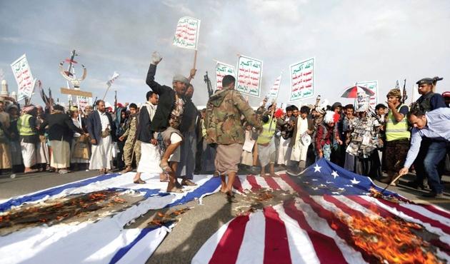 BAE'den İran'a karşı koyma çağrısı