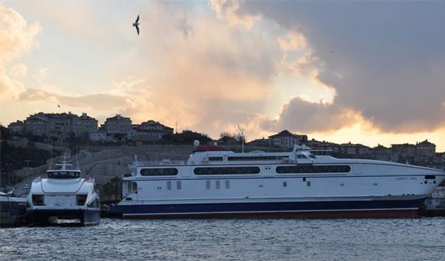 Marmara ve Kuzey Ege kıyılarında fırtına