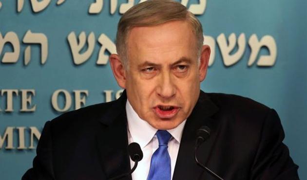 Netanyahu'dan ABD'ye 'veto' teşekkürü