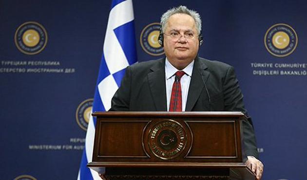 Yunanistan Dışişleri Bakanı: Barış için Erdoğan şart