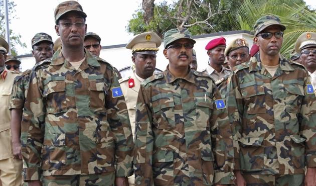 ABD Somali'ye askeri yardımları askıya aldı