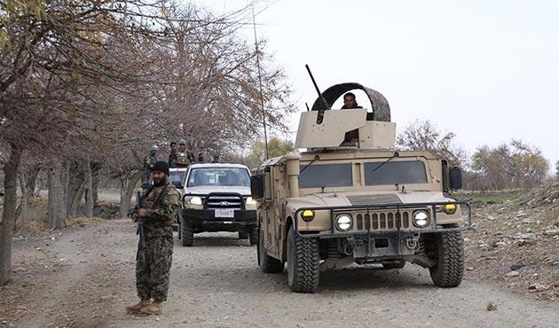 Afganistan'da düzenlenen operasyonda 26 DEAŞ'lı öldürüldü