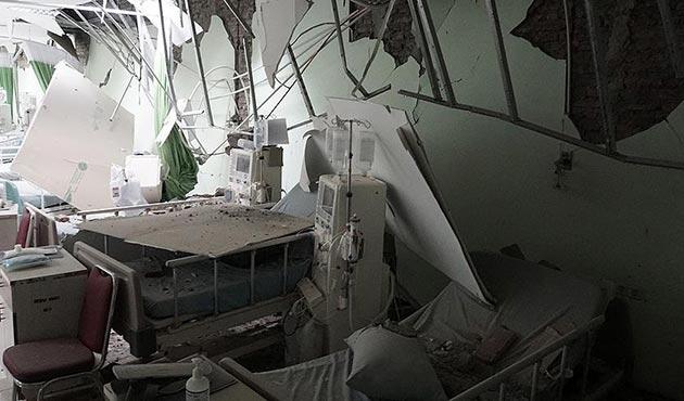 Endonezya'nın Java Adası'nda şiddetli deprem