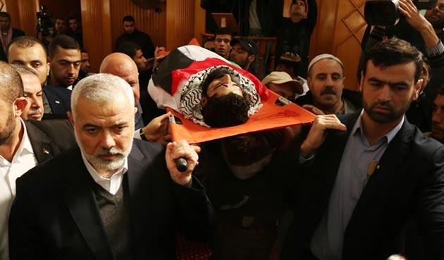 Kudüs, Batı Şeria ve Gazze şehitlerini uğurladı