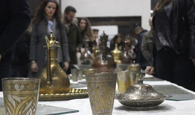 Karadağ'da 'Osmanlı Kültürünün İzleri' sergisi | FOTO