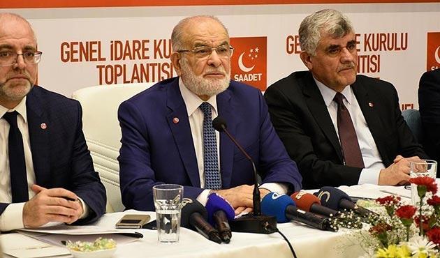 Karamollaoğlu: Terörü destekleyenlerin stratejilerine dikkat etmek lazım