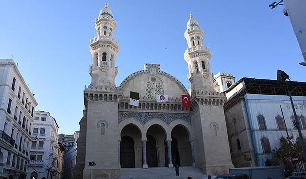 Cezayir'in bağımsızlık sembolününün restorasyonu tamamlandı