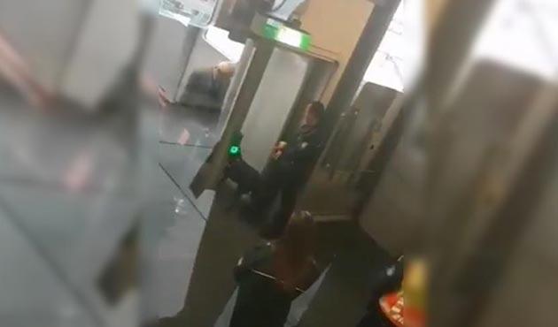 Almanya'da İstanbul'dan gelen yolculara köpekli arama