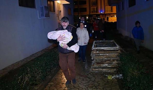 Balıkesir'de korkutan yangın: 8 ağır yaralı