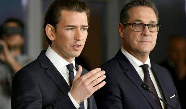 Avusturya'daki koalisyon İsrail'i rahatsız etti