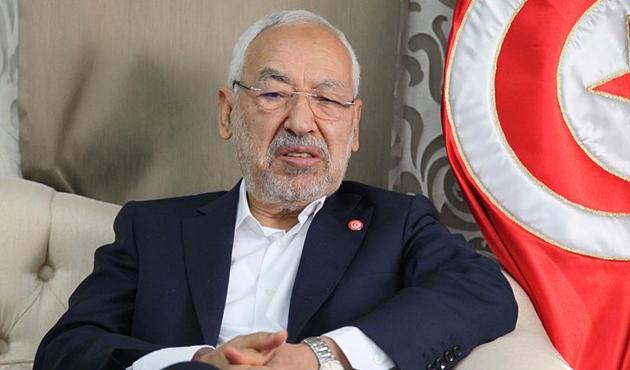 Gannuşi: Bu yaşananlar Arap Baharı'nın geri dönüşüdür