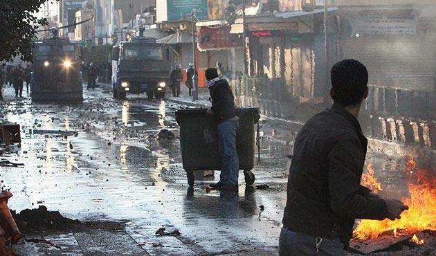 IKBY'de 'yönetim düşürülünceye kadar' gösteri çağrısı