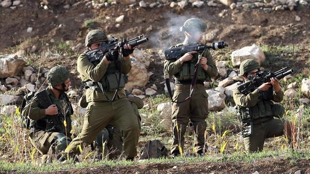 İşgal güçlerinin müdahalesinde Batı Şeria'da 15 Filistinli yaralandı