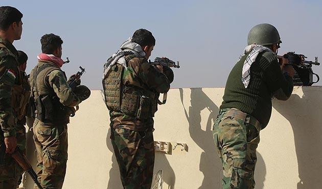 Irak'ta Peşmerge ile DEAŞ arasındaki çatışmada 4 ölü