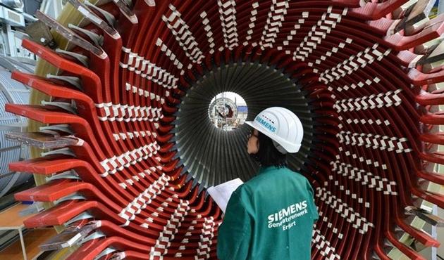 Siemens Tataristan'da doğalgaz santrali yapacak