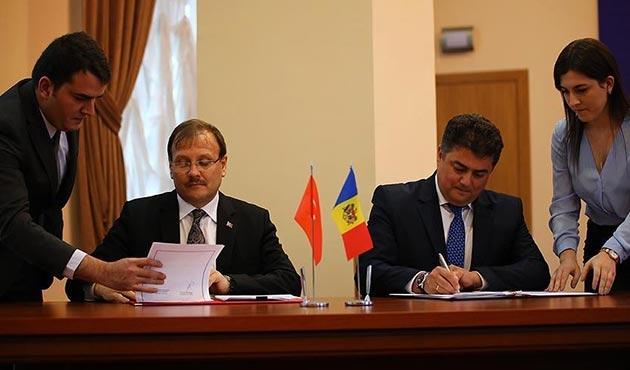 TİKA, Moldova Cumhurbaşkanlığı binasını restore edecek
