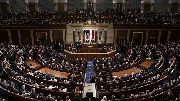 ABD Temsilciler Meclisi'nden vergi tasarısına onay