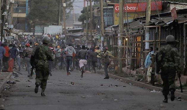 Kenya'daki seçimin bilançosu ağır oldu: 92 ölü
