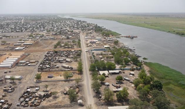BM Güney Sudan'daki kamplarından birini kapattı