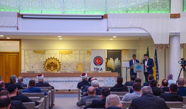 Saraybosna'da 'Boşnakların İslam Geleneği Konferansı'