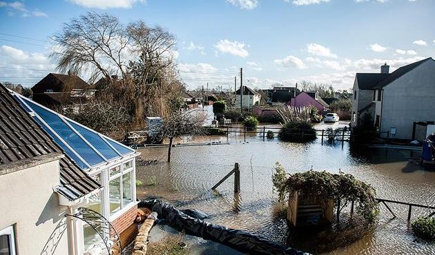 2017'deki doğal afetlerde ağır bilanço