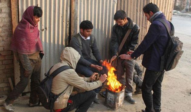 40 günlük 'Chillai Kalan' Keşmir'de başladı