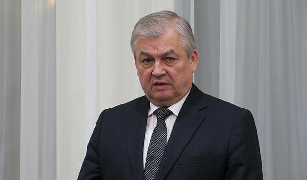 Suriye konulu 8'inci Astana toplantısı sürüyor