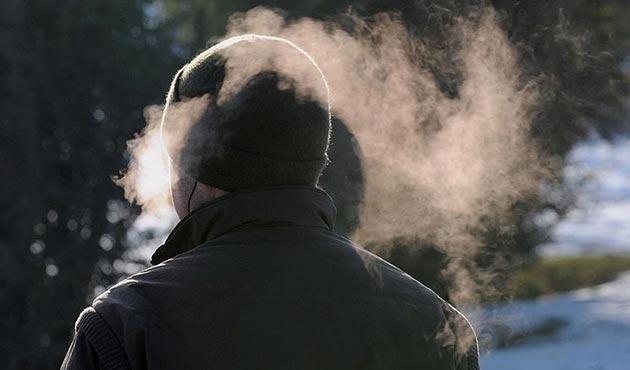 Yılın son günlerinde hava sıcaklıkları normalin altına düşebilir