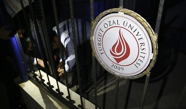 Turgut Özal Üniversitesi eski rektörü Şengün'e hapis cezası