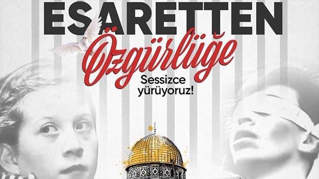İstanbul'un çocukları Filistinli Ahad ve Fevzi için el ele tutuşacak