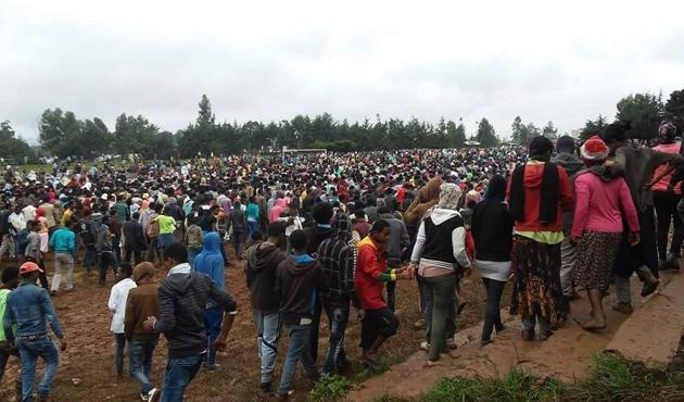 Kızılhaç'tan Etiyopyalı etnik gruplara sükunet çağrısı