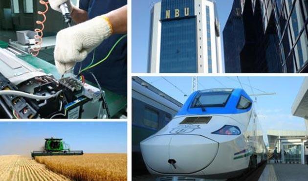 'Özbek ekonomisi 2018'de yüzde 5,9 büyüyecek'