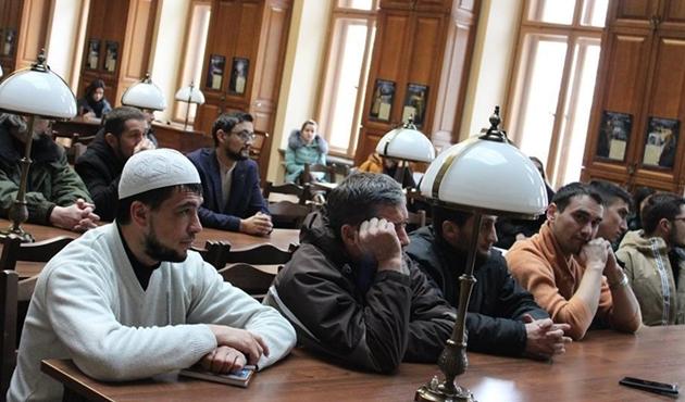 Kırım Tatarları ve Ukrainler birlik için birarada