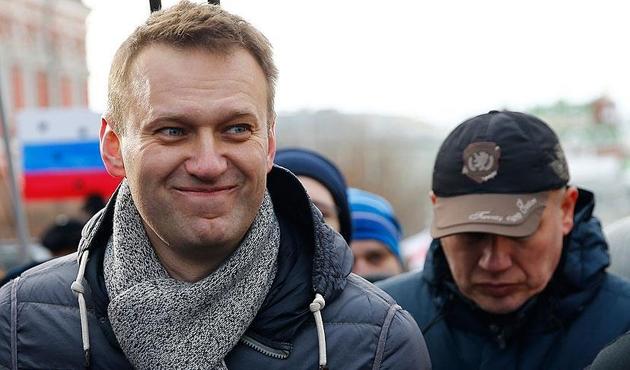 Rus muhalif Navalnıy'dan başkan adaylığı başvurusu