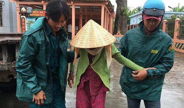 Vietnam'da 'Tembin Tayfunu' endişesi